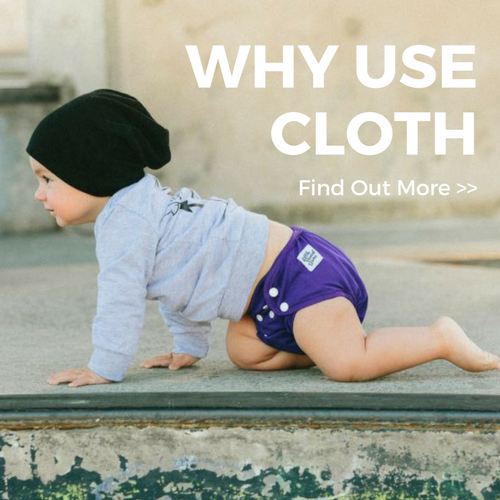 why use our cloth nappy washing service