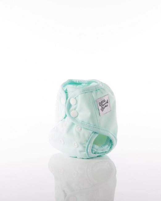 mint nappy cover for newborn