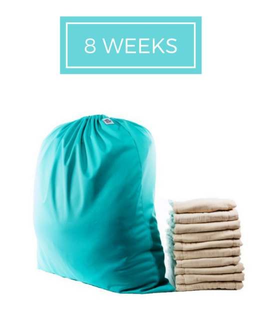 8 week nappy washing service sunshine coast